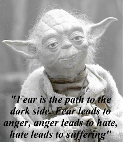 Dissolving Fear